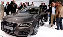 Audi bringt luxuriöses Sportcoupé A7 (Foto: car-news.tv)