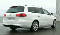 Der neue VW Passart (Screenshot: Car-News.tv)