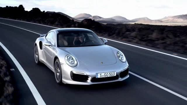 Porsche 911 Turbo S (Screenshot: Car-News.TV)
