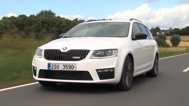 Der neue Skoda Octavia RS im Test (Screenshot: United Pictures)