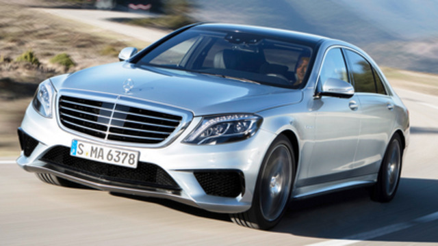 Mercedes-Benz S 63 AMG ist ein Luxus-Kraftpaket (Foto: United Pictures TV)