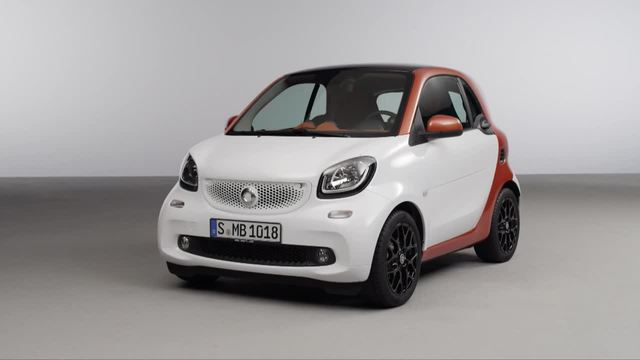 Weltpremiere: Smart Fortwo & Smart Forfour (Screenshot: news2do)