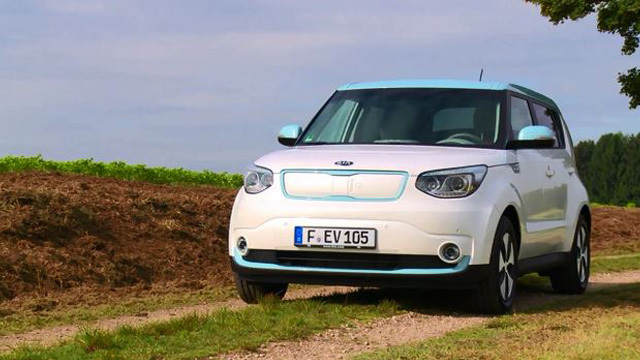Der Kia Soul EV - das kultige Elektromobil (Screenshot: News2do)
