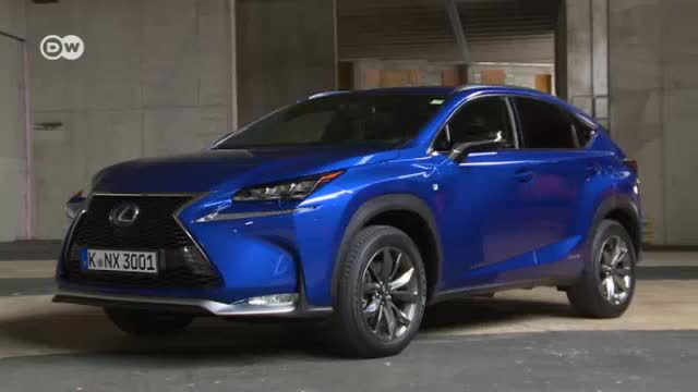 lexus nx 300h im test video. Black Bedroom Furniture Sets. Home Design Ideas