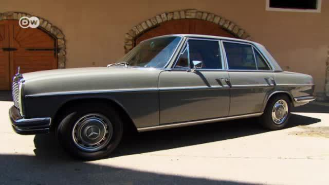 Flotte Limousine: Mercedes 280 E/8 (Screenshot: Deutsche Welle)
