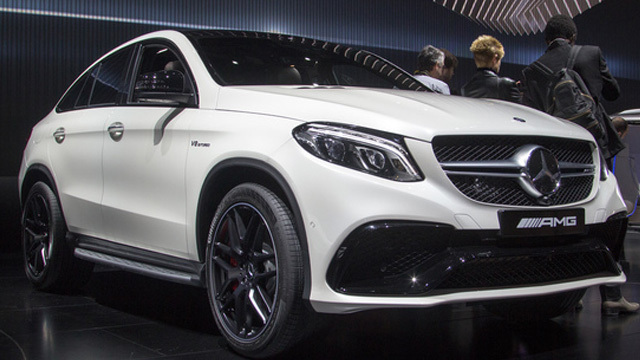 Weltpremiere des Mercedes GLE 63 AMG Coupé (Screenshot: News 2 Do)