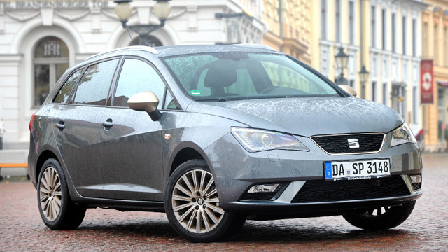 Neuer Seat Ibiza glänzt mit innovativen Technologien. (Screenshot: United Pictures)