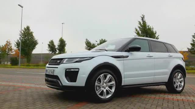 Land Rover frischt den Range Rover Evoque auf. (Screenshot: Car News TV)