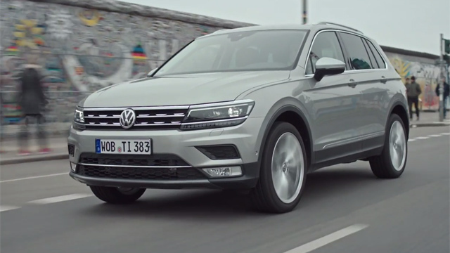 test des vw tiguan 2016 offroad und auf der stra e video. Black Bedroom Furniture Sets. Home Design Ideas