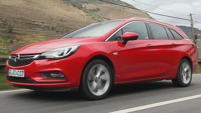Der Opel Astra Sportstourer 2016. (Screenshot: car-news.tv)