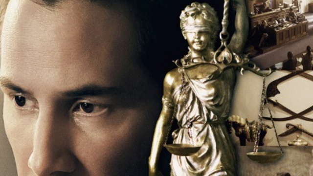 "Keanu Reeves sucht nach der Wahrheit in ""The whole truth"" (Quelle: Eurovideo)"