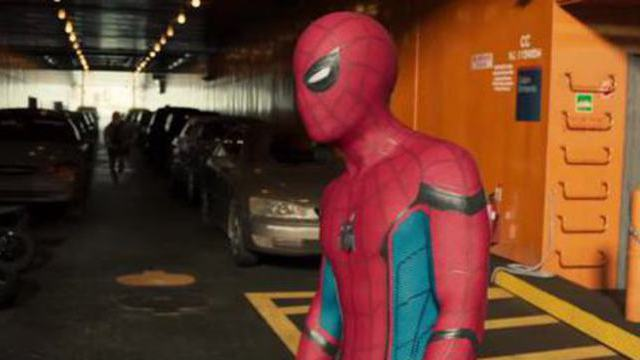 'Spider-Man: Homecoming' startet am 7. Juli in die deutschen Kinos. (Screenshot: Sony Pictures)