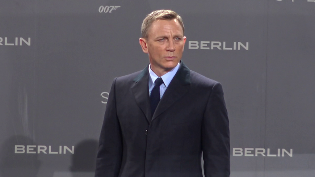 Nach Medienberichten zufolge bleibt Daniel Craig James Bond. (Screenshot: Promiflash)