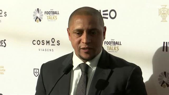 Roberto Carlos hat seine Karriere 2015 beendet. (Screenshot: Reuters)